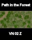 VN Forest/Path Map # 9 Vietnam Serie for all Modern Skirmish Games Rules