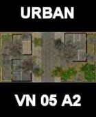 URBAN #2 Map Vietnam Series for all Modern Skirmish Games Rules
