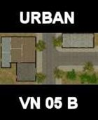 URBAN #3 Map Vietnam Series for all Modern Skirmish Games Rules