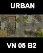 URBAN #4 Map Vietnam Series for all Modern Skirmish Games Rules