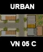 URBAN #5 Map Vietnam Series for all Modern Skirmish Games Rules