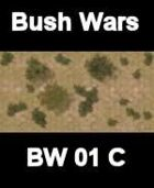 Bush Map#3 BUSH WARS Series for all Modern Skirmish Games Rules