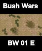 Bush Map#5 BUSH WARS Series for all Modern Skirmish Games Rules