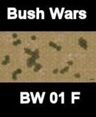 Bush Map#6 BUSH WARS Series for all Modern Skirmish Games Rules