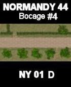 Bocage/Road Map #4 NORMANDY 44 Series for all WW2 Skirmish Games Rules