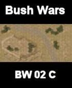 Bush / Track Map#3 BUSH WARS Series for all Modern Skirmish Games Rules