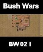 Bush / Farm Map #5 BUSH WARS Series for all Modern Skirmish Games Rules