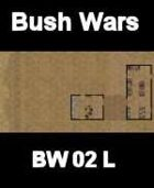 Bush / Farm Map #8 BUSH WARS Series for all Modern Skirmish Games Rules