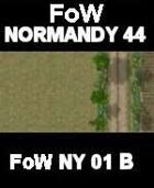 FoW map#2/ NORMANDY 44  FoW Series
