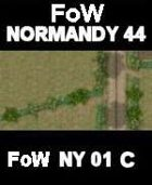 FoW map#3 / NORMANDY 44  FoW Series