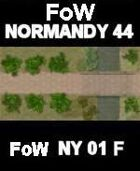 FoW map#6 / NORMANDY 44  FoW Series