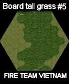 FTV Board elephant grass #5 for Fire Team Vietnam
