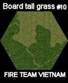 FTV Board elephant grass #10 for Fire Team Vietnam