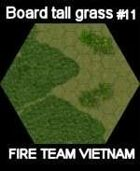 FTV Board elephant grass #11 for Fire Team Vietnam