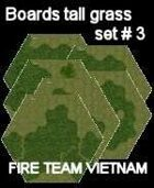FTV Boards elephant grass SET #3 for Fire Team Vietnam