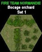 FTN Bocage Orchard SET#1 for Fire Team NORMANDIE