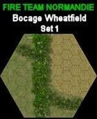 FTN Bocage Wheatfield SET#1 for Fire Team NORMANDIE