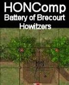 HONComp Battery of Brecourt Howitzers