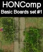 HONComp Basic Boards Set #1