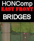 HONComp EAST FRONT Bridges & Markers