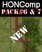 HONComp NEW Pack#6 & #7
