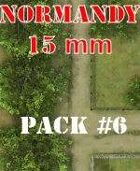 NORMANDY 15mm Pack#6