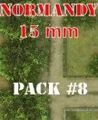 NORMANDY 15mm Pack#8
