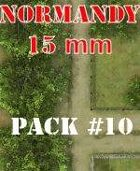 NORMANDY 15mm Pack#10