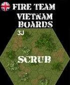 FIRE TEAM: VIETNAM Boards Grass & Scrub Boards