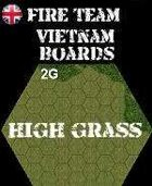 FIRE TEAM: VIETNAM Boards Tall Grass & Half Boards