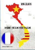 FIRE TEAM: VIETNAM  Règles en Français + Plateaux