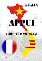 FIRE TEAM: VIETNAM Règles Appui Artillerie Aérien