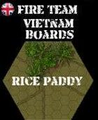 FIRE TEAM : VIETNAM Boards Rice Paddies