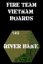 FIRE TEAM : VIETNAM Boards River Bank