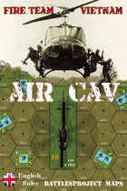 FIRE TEAM: VIETNAM   Air Cav  English Rules