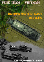 FIRE TEAM : VIETNAM  Brown Water Navy règles