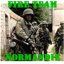 FIRE TEAM : NORMANDIE 44
