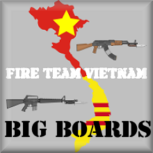 Fire Team Vietnam Big BOARDs