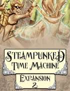 Steampunked Time Machine - Expansion #2