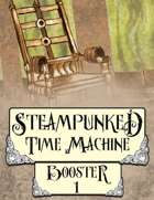 Steampunked Time Machine - Booster Pack #1
