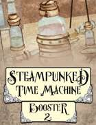 Steampunked Time Machine - Booster Pack #2