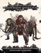 Ultimate Bestiary: Revenge of the Horde - Goblins Encounter Deck (PF)