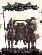 Ultimate Bestiary: Revenge of the Horde - Hobgoblins and Orcs Encounter Deck (5E)