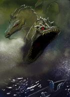 Wandering Monster Deck - Waterways (PF)