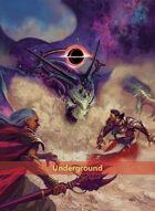 Wandering Monster Deck - Underground (TOB)
