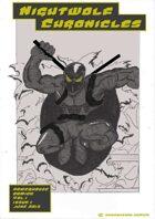 Nightwolf Chronicles Volume 1 Issue 1