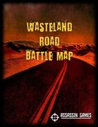 Wasteland Road Battle Map