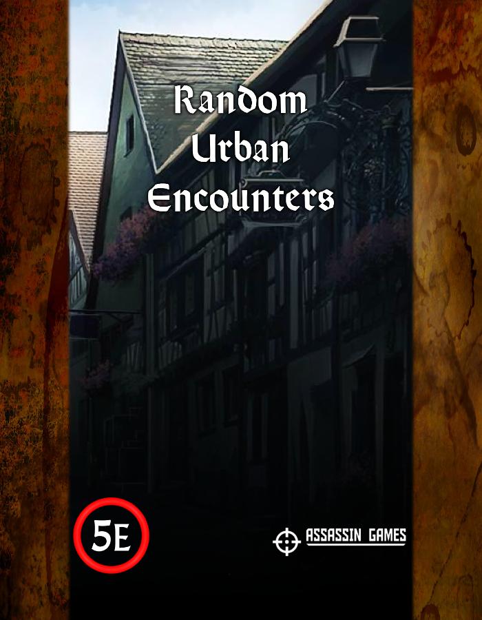 Random Urban Encounters