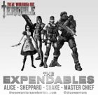 Video Game Expendables - Part 1
