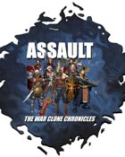 Assault:  TWCC - Player's Manual (Pre-Retail- Beta)